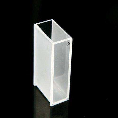 Quartz Cuvette 20 mm  2cm cuvettes cell spectrometer