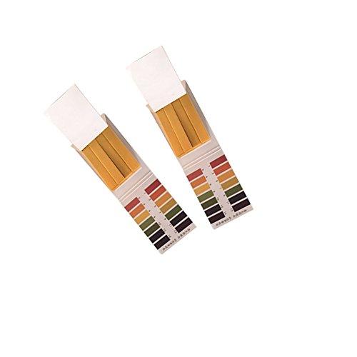 2x Pack 1-14 Universal Indicator Paper Litmus PH Test