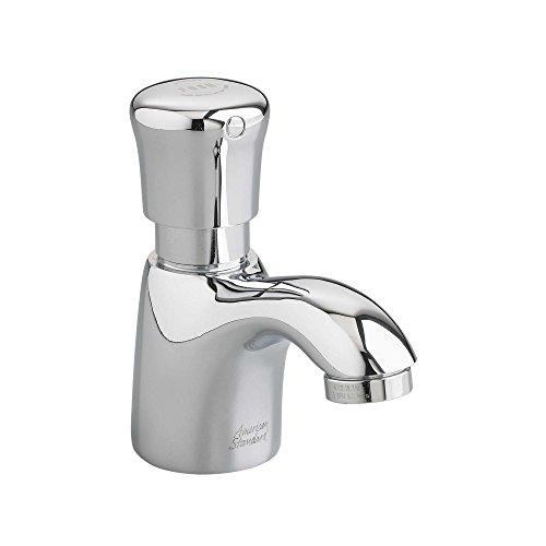 American Standard 1340105002 Pillar Tap Metering Faucet Chrome