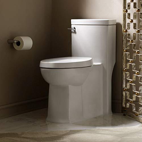 American Standard 2891128020 Boulevard RH Elongated One Piece Flowise Toilet White