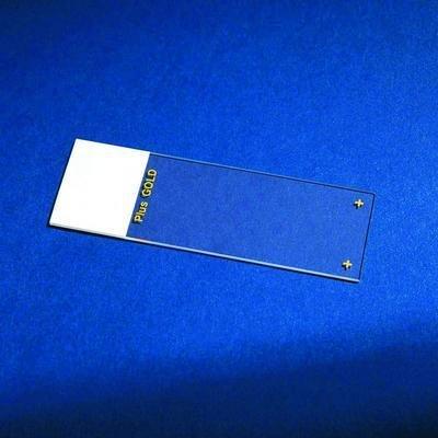 75 x 25 mm 3 x 1 - Superfrost Plus Gold Microscope Slides Erie Scientific