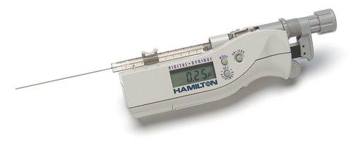 Hamilton DS86211 7101KH PT2 Digital Syringe 1 Microliter