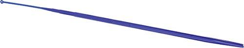 Heathrow Scientific HD81121B Rigid ABS Inoculating 1 microliter Sterile Loop 4mm Diameter x 200mm Length Pack of 1000