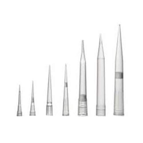 Scilogex 750004C MicroPette Universal Pipette Tip 10-200 uL Volume Clear Bulk Pack of 1000
