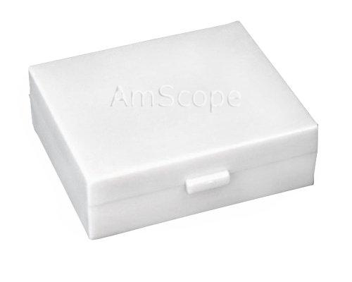 AmScope 10 Human Virus Microscope Prepared Slides Set Specimen