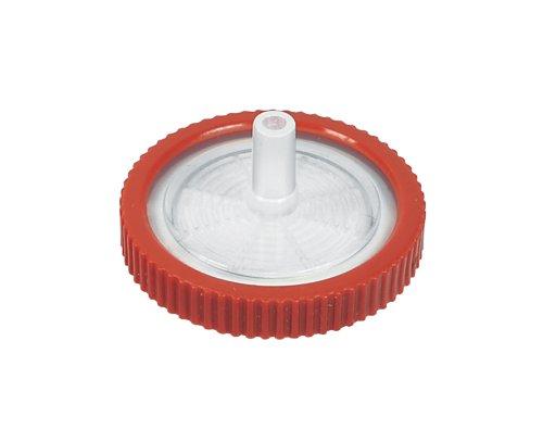 Munktell 752 577 PVDF Membrane Glass Fiber Syringe Filter Circle 045µm Pore Size 30mm Diameter Pack of 100