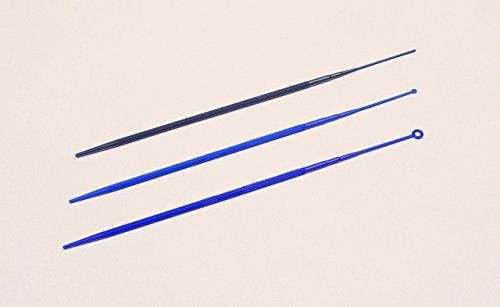 MTCBio - Inoculating loops 1uL peel wrapped 200mm length 1000CS