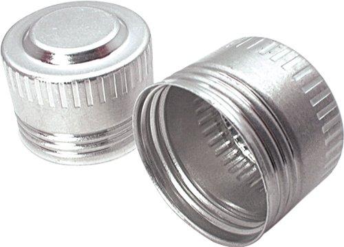 Allstar Performance ALL50826-50 Aluminum Cap Pack of 50