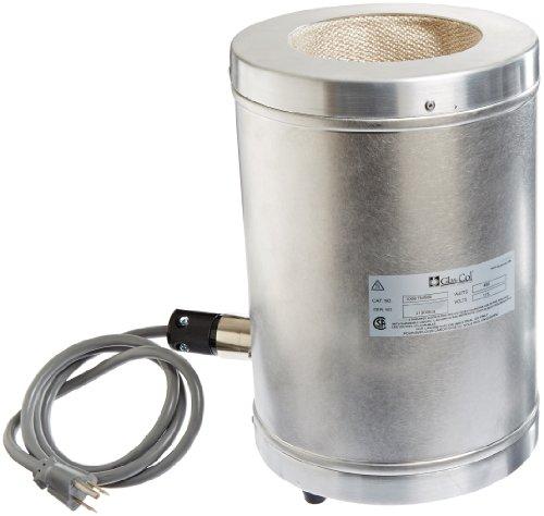Glas-Col 100B TM566 Series TM Aluminum Housed Resin Reaction Flask Mantle 2000ml Flask Capacity 463 Maximum Flask Diameter 115V