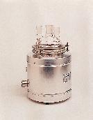 Glas-Col 100B TM572 Series TM Aluminum Housed Resin Reaction Flask Mantle 1000ml Flask Capacity 425 Maximum Flask Diameter 115V
