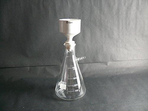 Vacuum Filtration KitBuchner Funnel 1000 ml Flask