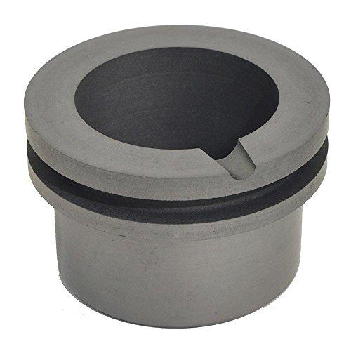Hardin HD-234 CR1kg 1Kg High Purity Graphite Crucible For HD-234SS Melting Furnace