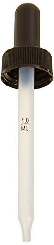 LaMotte 0372 Plastic Pipette with 20mm Cap 10ml Volume