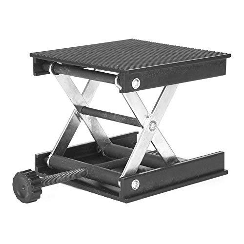35x35 Lab Scissors Jack 90 x 90mm LevelLaboratory Plastic Plate Metal Bracket Lifting Jack Platform Stand Rack Lab Lift Stand Table