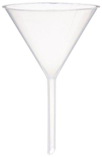Ajax Scientific Polypropylene Funnel 100mm Diameter