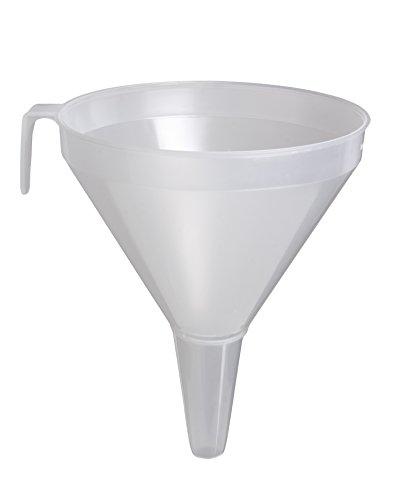 Bel-Art H14712-0250 Polypropylene 43 Liter Drum and Carboy Funnel