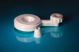 United Scientific 45103 Polypropylene Funnel Holder Pack of 12