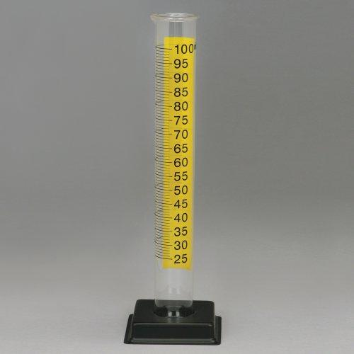 Cylinder Plastic Graduated 100 mL