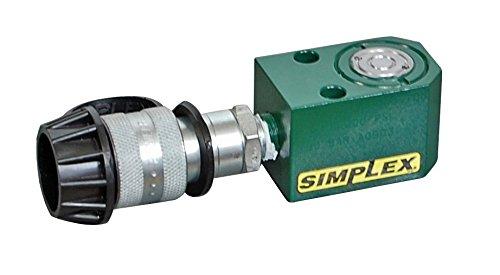 Simplex R50 Steel Spring Return Cylinder 10000 PSI 113 Bore 062 Stroke