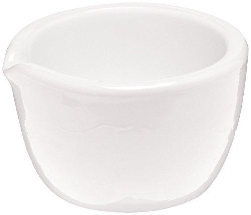 CoorsTek 60319 10 oz Mortar 275 mL Porcelain