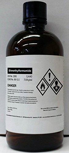 Dimethylformamide DMF Reagent Grade 120ml 4 fl oz