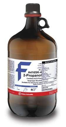 2-Propanol ACS Grade 995 1 L  1 Ea
