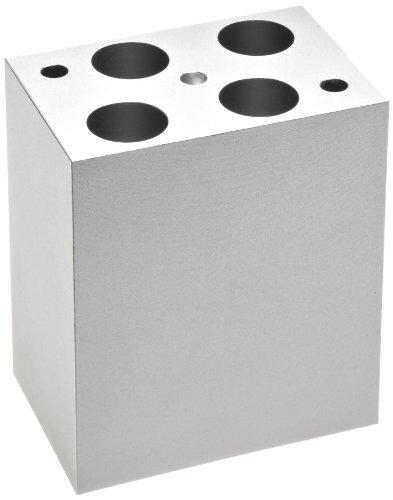 Alkali Scientific BSH100-150 MyBlock 4 x 15mL Centrifuge Tubes Mini Heat Block For Mini Digital Dry Bath