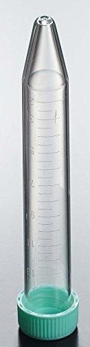 EarthOx Sterile Centrifuge Tubes with Flat Caps 15ml RCF 12000xgDNaseRNase free 25 Tubes