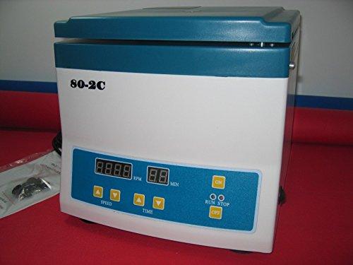80-2C Desktop Electric Digital centrifugal machine Lab Centrifuge Laboratory Centrifuge 4000rpm CE 12 x 20ml 220v