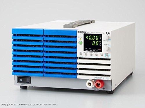 Kikusui PWR1201H Adjustable Switching Multi-Range DC Power Supply 0-650V 0-555A 1200W