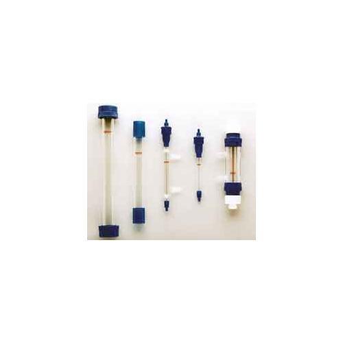 Liquid chromatography columns 1 x 10 cm
