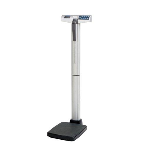 Health o Meter 500KL Eye Level Digital Medical Scale 500 lb220 kg Capacity Calculates BMI