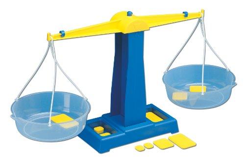 Delta Education 025-2605 Primary Pan Balance 244 x 13 Size Grades K-6