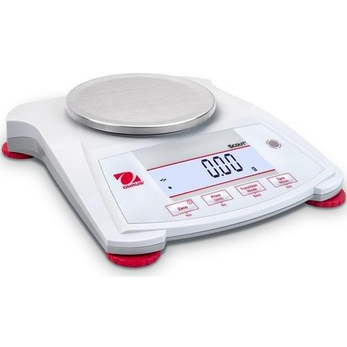 Ohaus SPX222 Scout Analytical Balance 220 g x 001 g