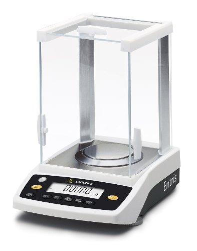 Sartorius ENTRIS124-1S Analytical Balance 120g x 01mg External Calibration