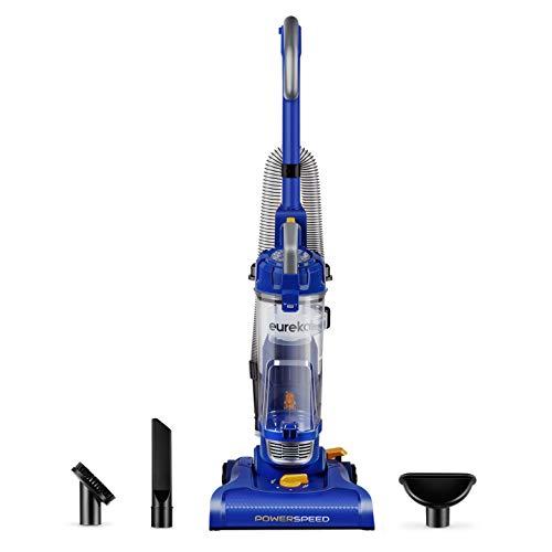 Eureka PowerSpeed Bagless Upright Vacuum Cleaner Lite Blue