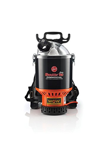 Hoover Commercial Lightweight Backpack Vacuum C2401