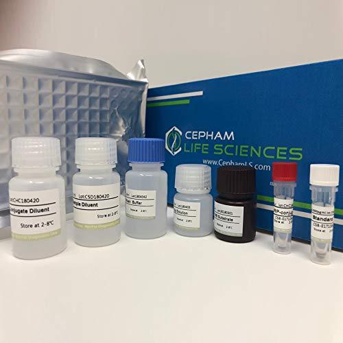 Goat rotavirus RV antigen Ag Elisa kit - 96T