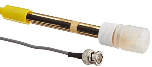 Sensorex S550CD-ORP-Au Epoxy Body Polished Tip Combination Orp Electrodes Gold Polished Extended Tip Double Junction
