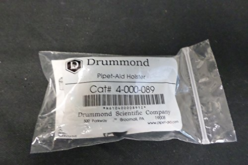 Drummond Scientific 4-000-089 Pipet-Aid Holster Type Wall Bracket