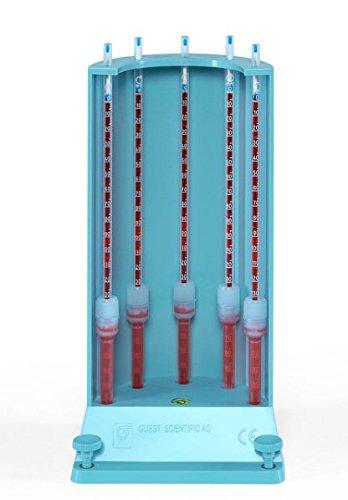 ESR DISPETTE Auto-Leveling pipette Stand 5 pos - Blue