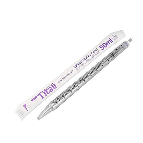 Tansoole Laboratory Supplies Disposable Pipette 1mL 2ml 5ml-100mL Sterilization Individual Package pipettes