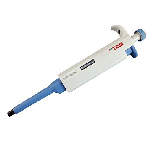 Adamas-Beta Adjustable Pipettor Pipette Micropipette High-Accurate Automatic Micro Pipette Variable Volume Pipette 100-1000μL