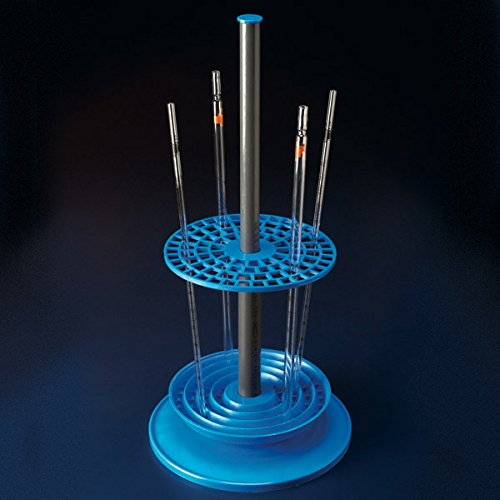 Globe Scientific Pipette rack 94-place upright PP stand - GLO