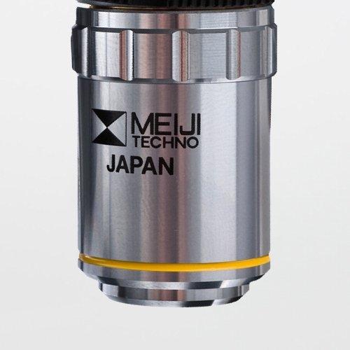 MEIJI TECHNO AMERICA MA852 Fluorescence Objective Infinity10 40X for Inverted Microscope