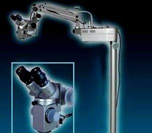 GSS Table Mount Dental Microscope  5-Step