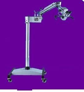 Mars International Inclinable Dental Microscope Wall Mount For Dental Operatory Dentistry Ortho