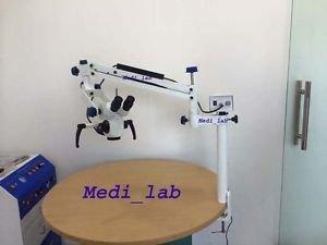 GSS Dental Microscope  Table Clamp Dental Microscope  Portable Dental Microscope