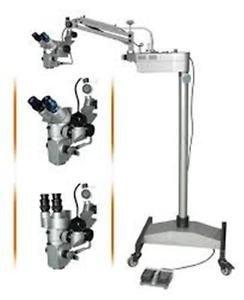 Mars International Neuro Operating Microscope With Video Camera