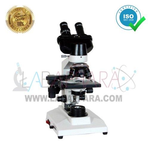 Labappara Binocular Research Microscope